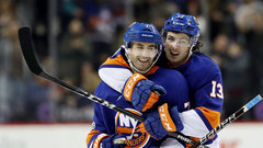 NHL: Kings 3, Islanders 4 (OT)