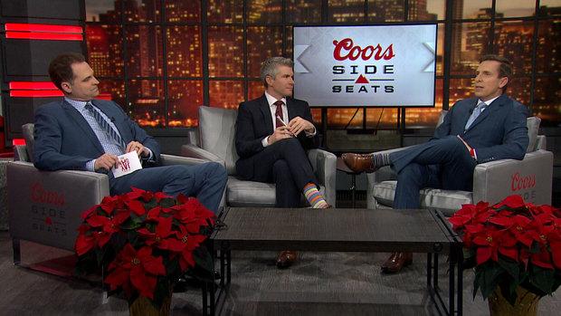 Coors Side Seats: James Duthie