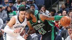 NBA: Celtics 102, Grizzlies 93