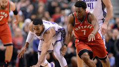 Defensive adjustments push Raps to victory