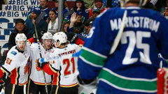 NHL: Flames 6, Canucks 1