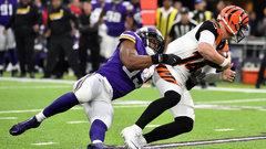 NFL: Bengals 7, Vikings 34