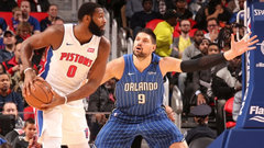 NBA: Magic 110, Pistons 114