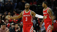 NBA: Bucks 111, Rockets 115