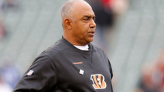 Marvin Lewis leaving Bengals after season