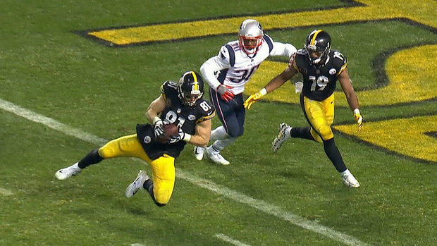 Should James' catch have counted?