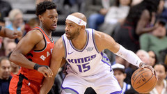 Raptors dig in defensively to contain Kings