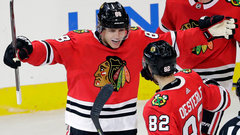 NHL: Wild 1, Blackhawks 4
