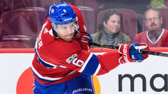 Canadiens send injured Weber back to Montreal