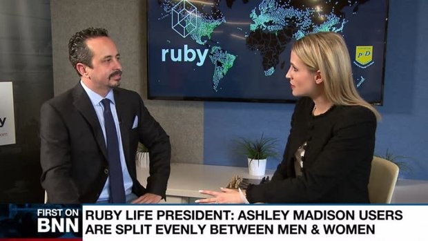 Ashley Madison's new CEO tries to rebuild user trust after cyberattack