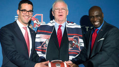 Struggling Alouettes turn to Sherman