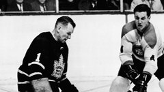 McGuire shares memories of Johnny Bower