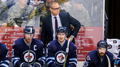 With Connor out, Perreault moved to Jets' top line