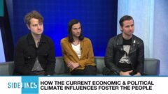 BNN Sidelines: Foster The People shuns cashing in to become social entrepreneurs
