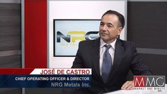 José de Castro brought the only new lithium brine mine into production in the past 15 years