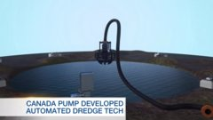 Alberta-based company dives away from conventional dredging