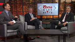 Coors Side Seats: Craig Button