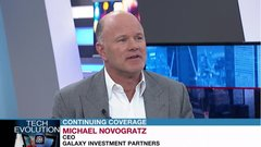 Mike Novogratz looking to Canada for quicker route to bitcoin, marijuana