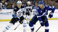 Jets hold their own against high-powered Lightning
