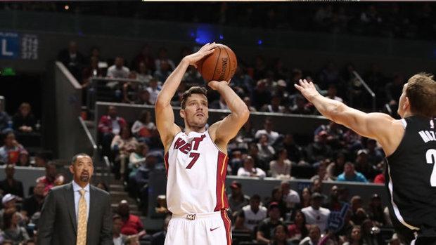 NBA: Heat 101, Nets 89
