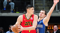 NBA: Magic 110, Hawks 117