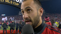 Vazquez: Toronto is the best place I've played at
