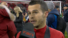 Giovinco: 'This city deserved to win'