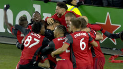Must See: Vazquez secures the MLS Cup for TFC