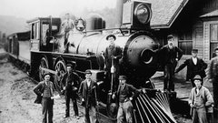 #Canada150: Railways bind the country together