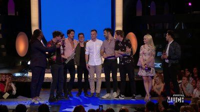 Arkells wins Fan Fave Video