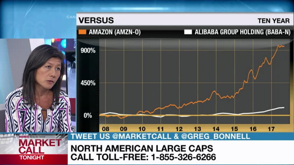 Christine Poole Discusses Amazon And Alibaba Video Bnn