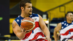 Invictus Games: Men's wheelchair basketball final