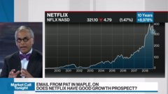 Paul Harris discusses Netflix