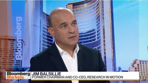 Balsillie sounds alarm on USMCA's impact on data in Canada