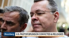 U.S. Pastor Brunson Freed from Turkish Prison on Time Served