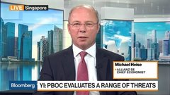 We Are at a Level of Fair Value for Renminbi, Says Allianz's Chief Economist