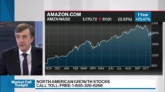 Bruce Murray discusses Amazon