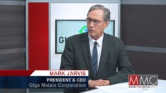 Giga Metals CEO discusses the net smelter return sold to Cobalt 27