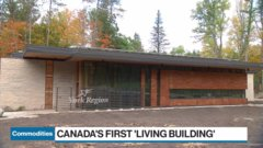 Power Shift: A look at Canada's first certified 'living building'
