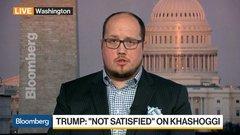 Trump Says `Not Satisfied' as Mnuchin Meets Saudi Prince