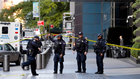 U.S. detains one person in probe of mail bombs targeting Democrats