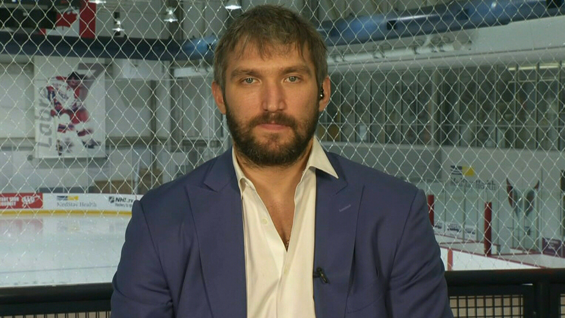 NHL Season Preview: Ovechkin reflects on Cup win, memorable celebrations