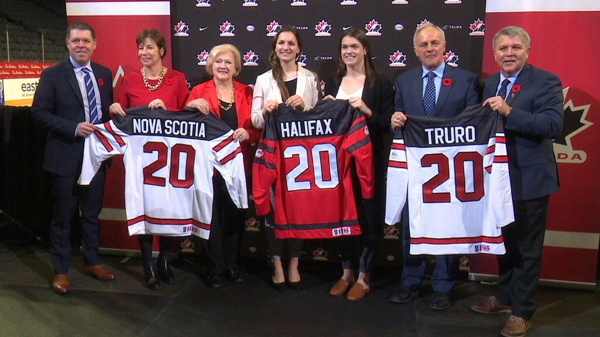 Halifax, Truro To Host 2020 Women's Worlds