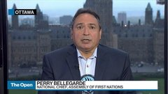 Bellegarde open to Ottawa gifting Trans Mountain if all First Nations benefit