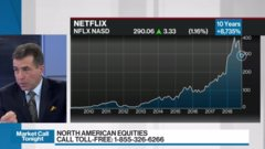 Andrew Pyle discusses Netflix