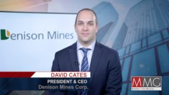 Why Denison Mines uses the ISR mining method for its uranium