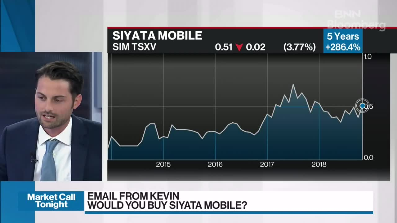Ryan Modesto discusses Siyata Mobile - Video - BNN