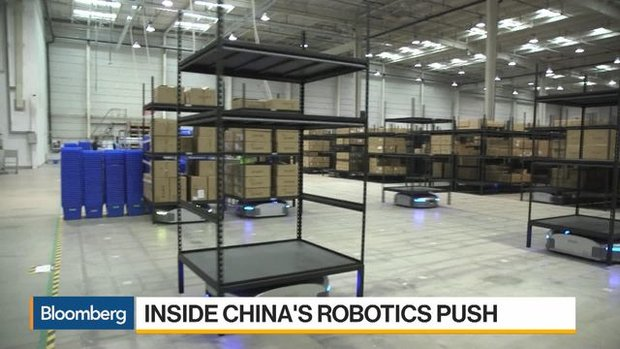 Geek Plus Robotics CEO on Expansion Plans, Made in China 2025, Trade War