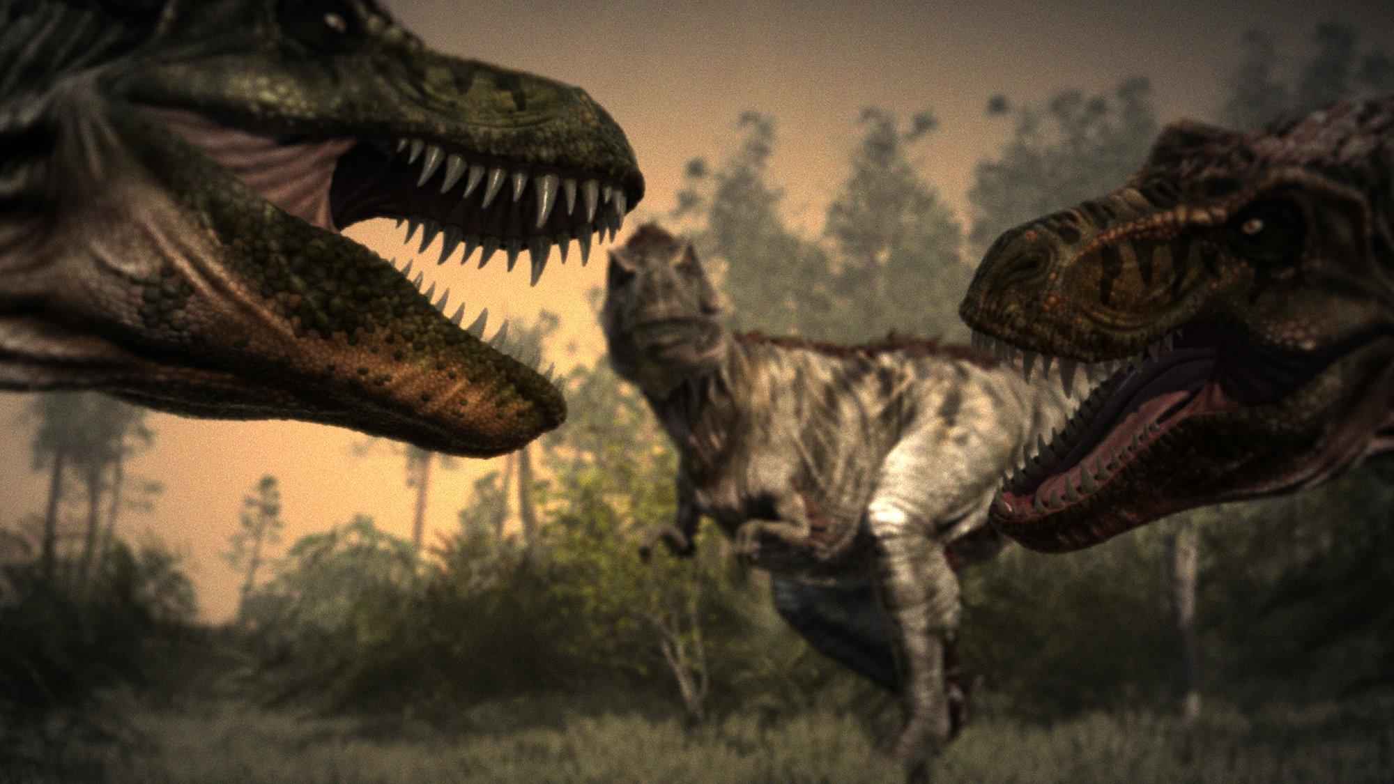 Tyrannosaurus Sex