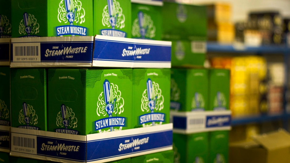 Steam Whistle in talks with pot firms - Video - BNN